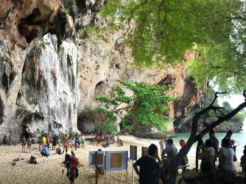 Pranang beach Railay
