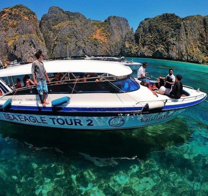 Sea Eagle Tour